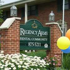 Rental info for Regency Arms