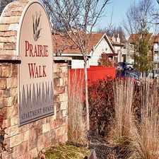Rental info for Prairie Walk Apartment Homes