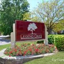 Rental info for Legend Oaks Gated Community
