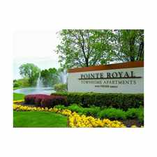 Rental info for Pointe Royal Town Home Apartments in the Kansas City area