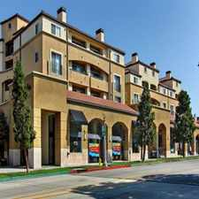 Rental info for Holly Street Village in the Pasadena area