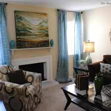 Rental info for Reserve at Mt. Moriah, The in the Memphis area
