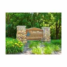 Rental info for Lake Place Luxury Apartments and Townhomes