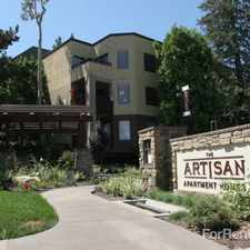 Rental info for The Artisan Apartment Homes