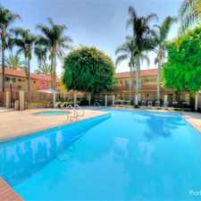 Rental info for The Courtyards at South Coast in the Santa Ana area