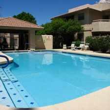 Rental info for La Esplanada in the Phoenix area