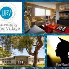Rental info for The Marq (soon to be University River Village)