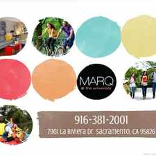 Rental info for The Marq @ The University