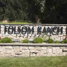 Rental info for Folsom Ranch