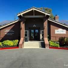 Rental info for Lake Forest at El Dorado Hills