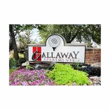 Rental info for Callaway Apartments