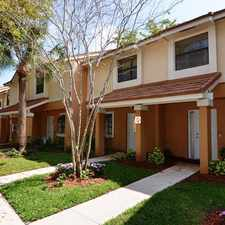 Rental info for Crown Pointe Apartments in the 33066 area