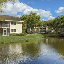 Rental info for Blue Isle Apartments in the Coconut Creek area