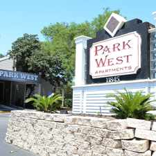 Rental info for Park West Apartments