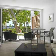 Rental info for Southgate Towers Luxury Rentals in the Miami area
