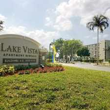 Rental info for Lake Vista Apartment Rentals