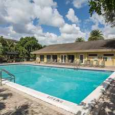 Rental info for Plantation Gardens Apartment Homes in the Sunrise area