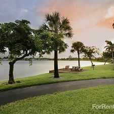 Rental info for Bell Coconut Creek
