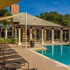 Rental info for Savannah Lakes