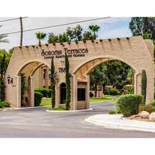 Rental info for Sonoran Terraces Apartments in the Casas Adobes area