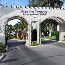 Rental info for Sonoran Terraces Apartments