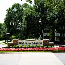 Rental info for Baxter Crossings