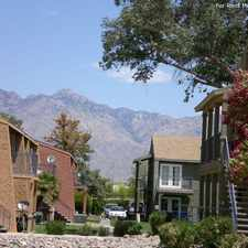 Rental info for Somerpointe in the Tucson area
