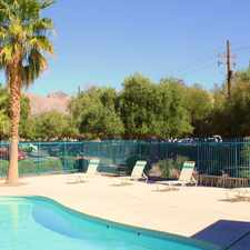 Rental info for Mountain Village Apartments in the Tucson area