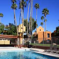 Rental info for Pebble Creek Apartments in the Tucson area
