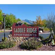 Rental info for Saddle Ridge Apts in the Casas Adobes area