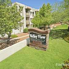Rental info for Valley View Apartment Homes