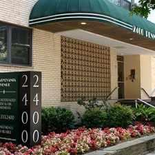 Rental info for 2400 Pennsylvania Ave