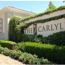Rental info for The Carlyle