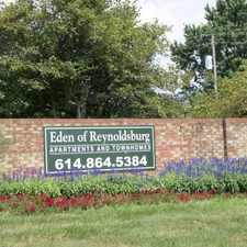 Rental info for Eden of Reynoldsburg