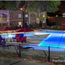 Rental info for College Town Mountain in the Tucson area