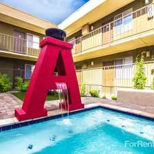 Rental info for College Town Euclid in the Tucson area