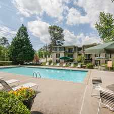 Rental info for Reserve at Brookhaven in the Atlanta area