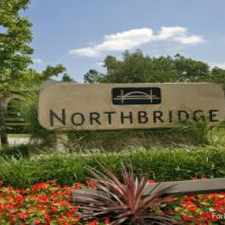 Rental info for Northbridge in the Village