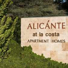 Rental info for Elan Alicante La Costa