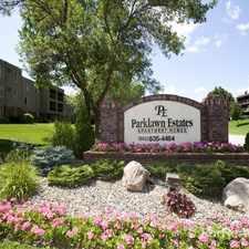 Rental info for Parklawn Estates