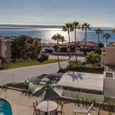 Rental info for Ocean House on Prospect in the San Diego area