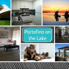 Rental info for PORTOFINO ON THE LAKE