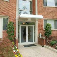 Rental info for Barclay and Fairfax Court