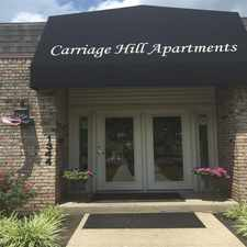 Rental info for Carriage Hill