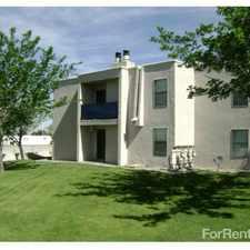 Rental info for Villa La Charles Apts in the Albuquerque area