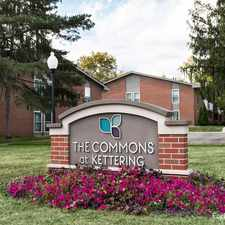 Rental info for The Commons at Kettering