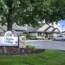 Rental info for Walden Village