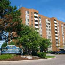 Rental info for Parkview Tower Apartments