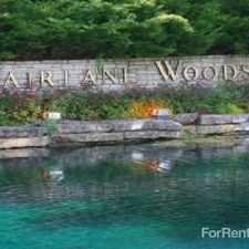 Rental info for Fairlane Woods Estate Apartments