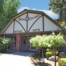 Rental info for Swiss Colony Apartments in the Merced area